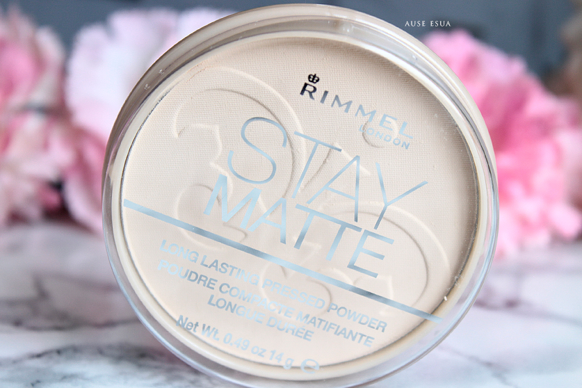 Rimmel London Stay Matte Pudra 001 ♡ │ AUSE ESUA