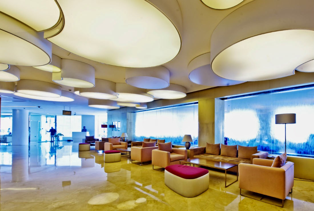 Al Bustan Centre And Residence In Dubai Recently Completed An Extensive Aed15 Million Renovation