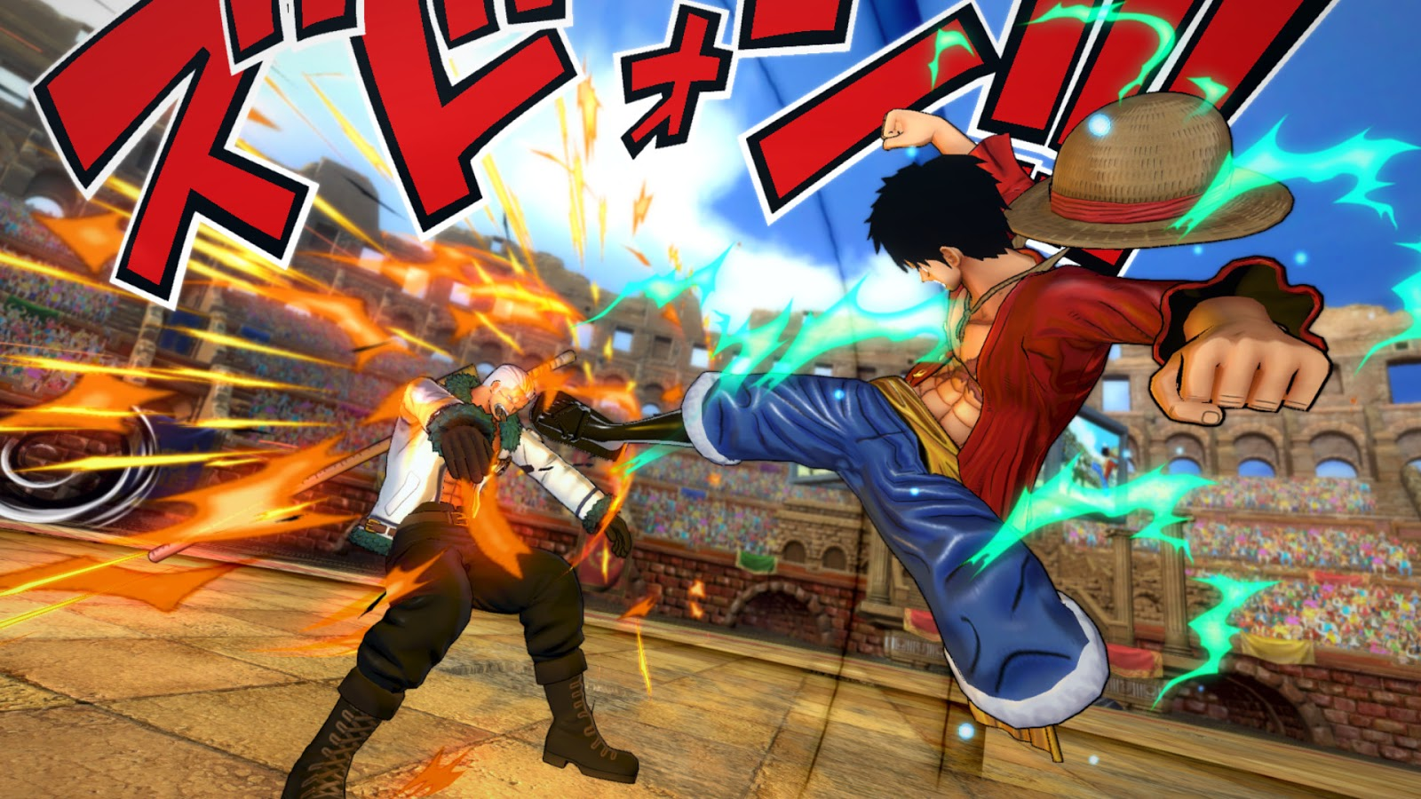 One Piece: Burning Blood pc   games for ppsspp