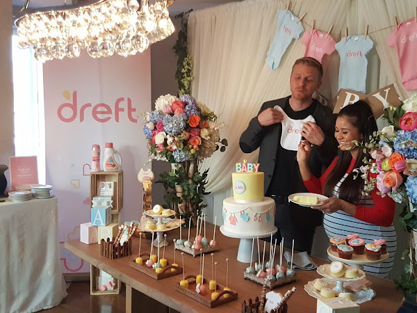Celebrating Catherine & Sean Lowe's journey to #AmazingHood with Dreft