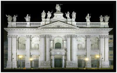 San Giovanni in Laterano con apertura esclusiva del Sancta Sanctorum - Visita guidata della Basilica di San Giovanni in Laterano, del Battistero, della Scala Santa e del Sancta Sanctorum