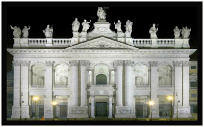 San Giovanni in Laterano con apertura esclusiva del Sancta Sanctorum - Visita guidata di Basilica, Battistero, Scala Santa e Sancta Sanctorum