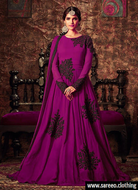 Anarkali Salwar Suit, Latest Anarkali Suits, Anarkali Salwar Kameez, Designer Anarkali Salwar Suits Collection 2017