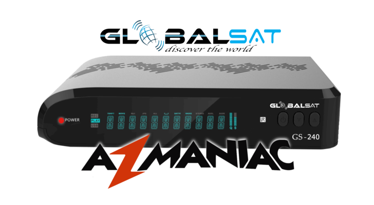 Globalsat GS240 HD