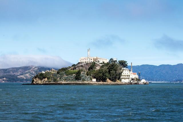 L'île d'Alcatraz : Histoire de l'île et de la prison dAlcatraz à San Francisco