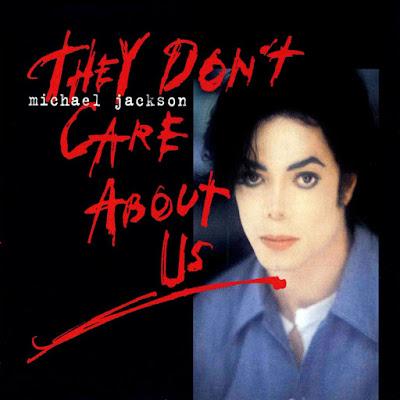 They Don't Care About Us Lyrics - Michael Jackson