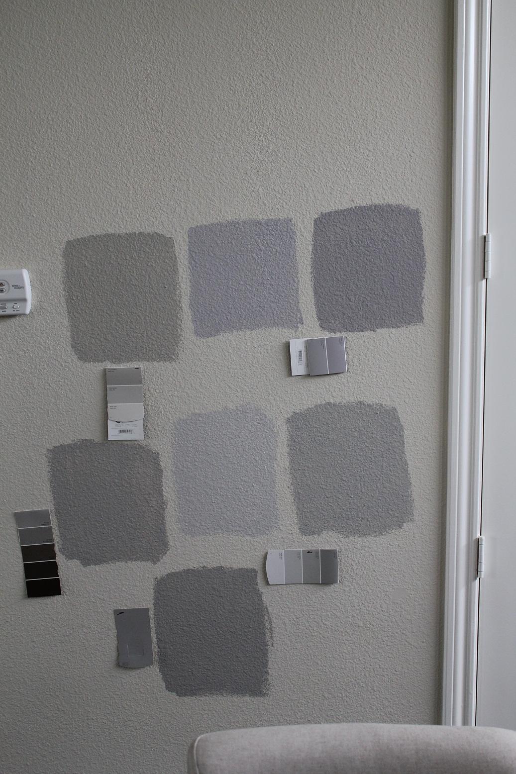 Repose Grey Bedroom Sherwin Williams Gray