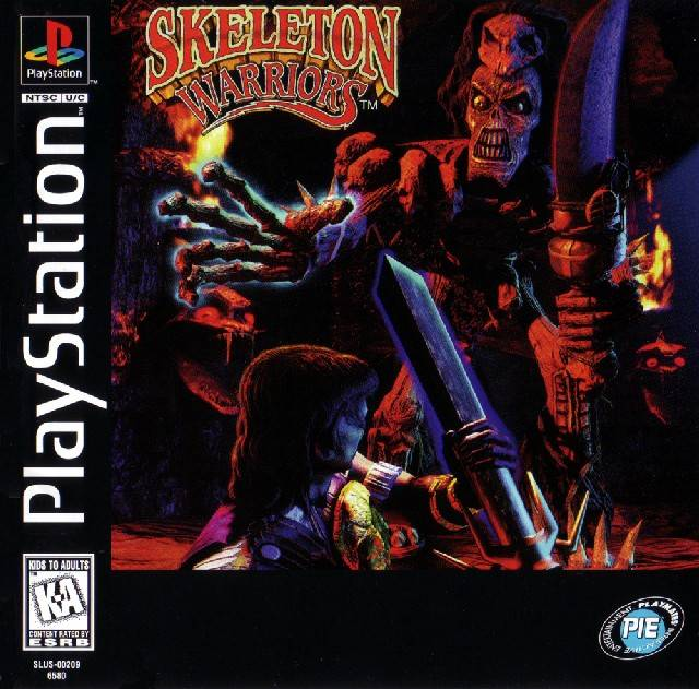 Skeleton Warriors - PS1 - ISOs Download