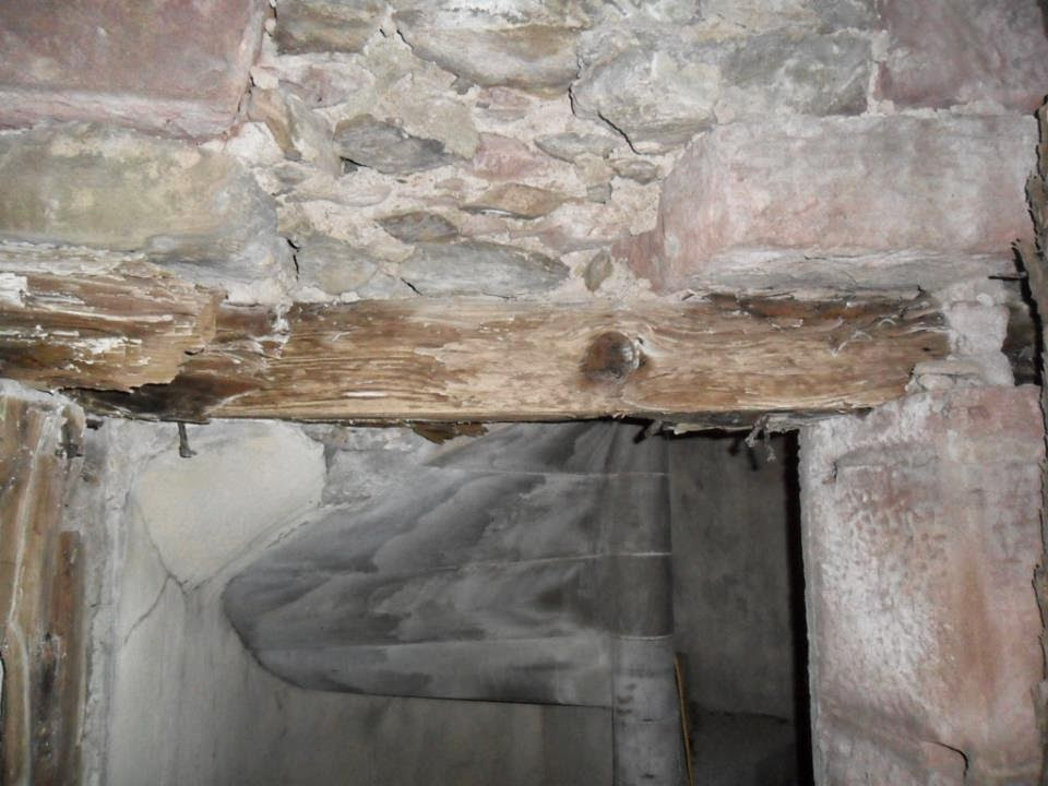 balintore castle restoration project new lintels for old replacing basement window in concrete replace basement window concrete foundation