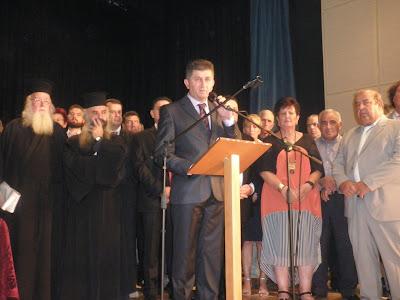 Αποτέλεσμα εικόνας για Δήμαρχος Ηράκλειας  Κοτσακιαχίδης Κλεάνθης