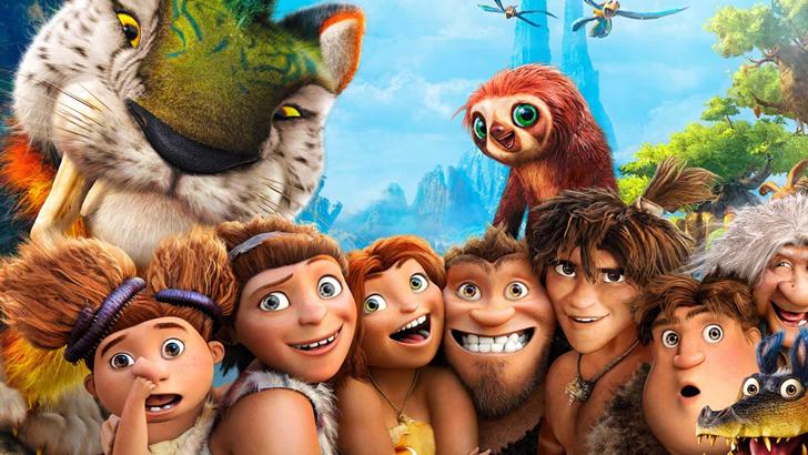 Filme Os Croods Online Dublado - Ano de 2013   Filmes