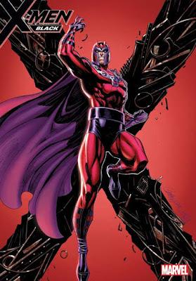Magneto 1, con guión de Chris Claremont y dibujo de Dalibor Talajic.