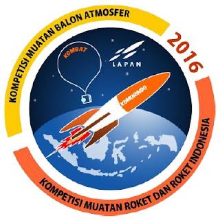 Kompetisi Muatan Roket dan Roket Indonesia & Kompetisi Muatan Balon Atmosfer 2016