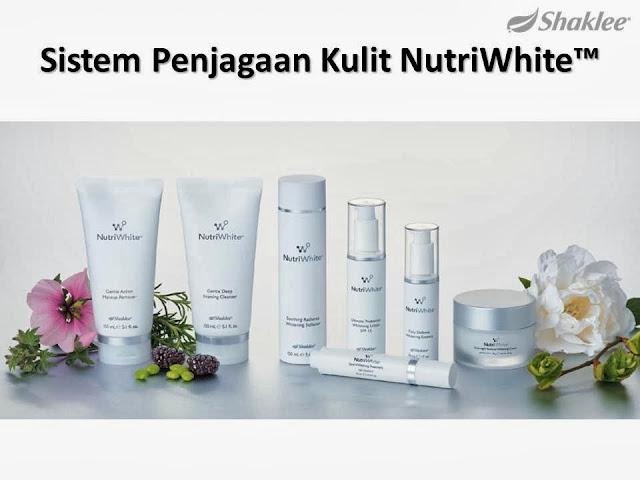 Nutriwhite Shaklee Skin Care Review Harga Produk