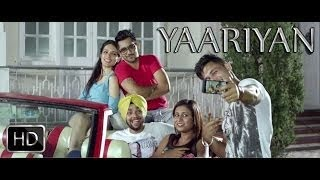 YAARIYAN SONG LYRICS & VIDEO | BABBAL RAI | GIRLFRIEND