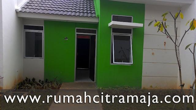 Rumah Contoh RS Citra Maja Raya