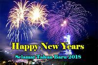 Gambar Tahun Baru 2018 - 3