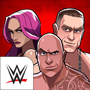 WWE Tap Mania Mod Apk Unlimited Money 1.0 Terbaru