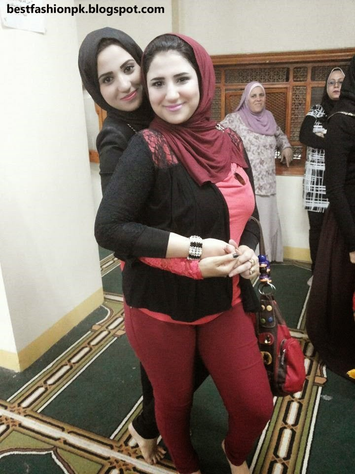 Hot beautiful girls women muslim