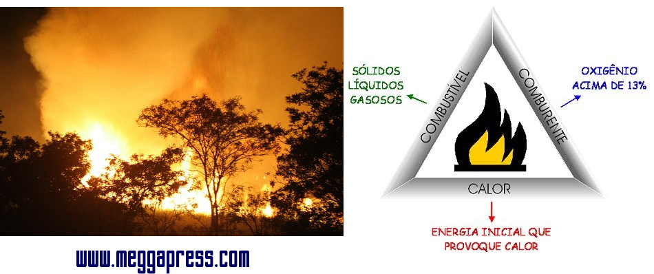 Fogo e Incêndio, Origens e Classificação dos Incêndios
