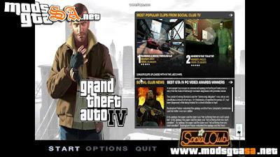 Mod Menu do GTA IV
