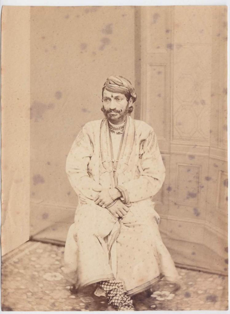 Sawai Ram Singh II Maharajah of Jaipur