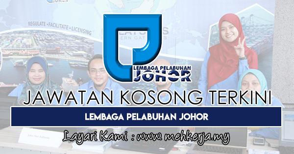 Jawatan Kosong Terkini 2018 di Lembaga Pelabuhan Johor