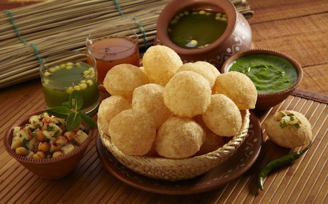 Panipuri Recipe images