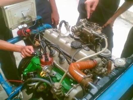 tune  gasoline engine electronic  mechanic