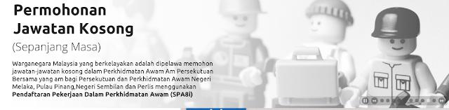 permohonan spa8i online