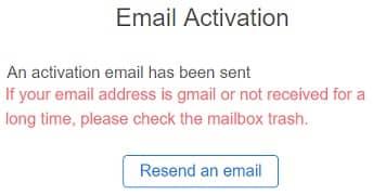 verificar correo electrónico kucoin registro