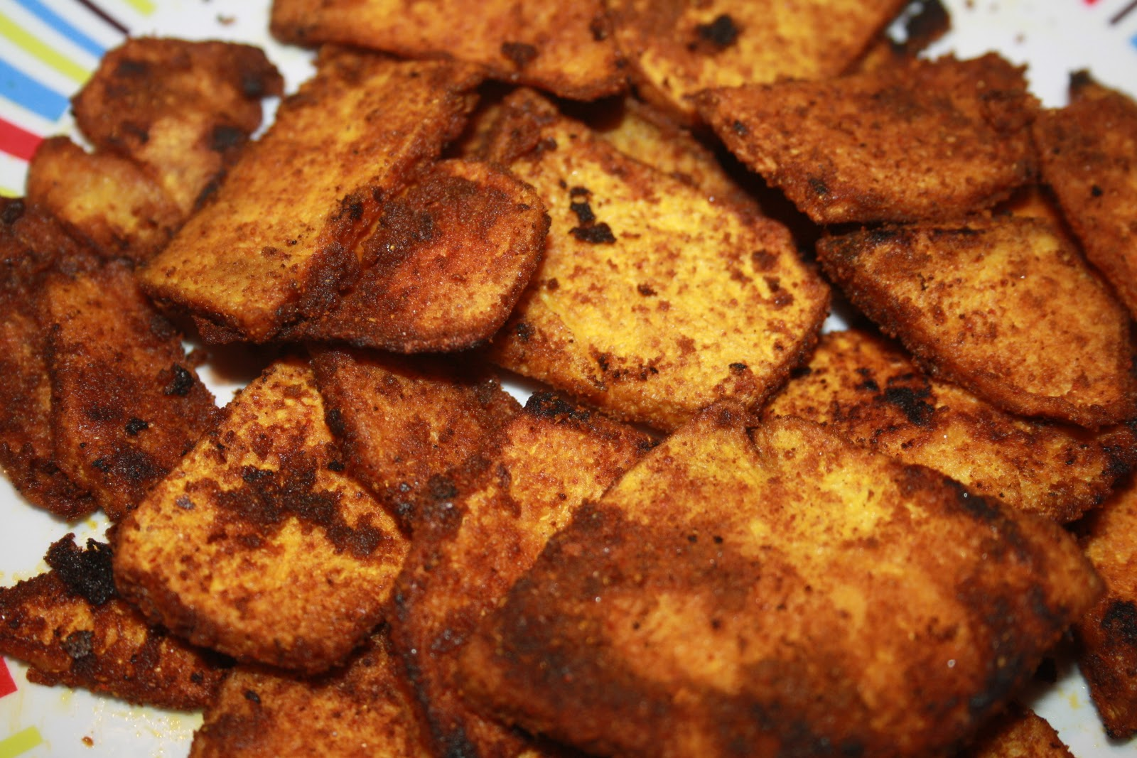 Welcome To My Kitchen: Fried Yam / Chena Varuthathu
