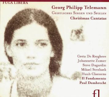 Telemann: Geistliches Singen und Spielen - Christmas Cantatas