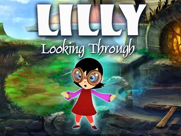 Lilly Looking Through PC Full Español