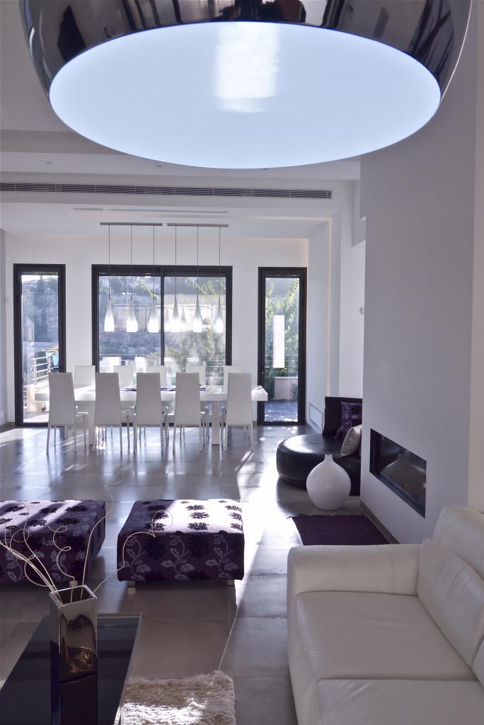 Interior Of Villa In Israel : By Hilit Interior Design