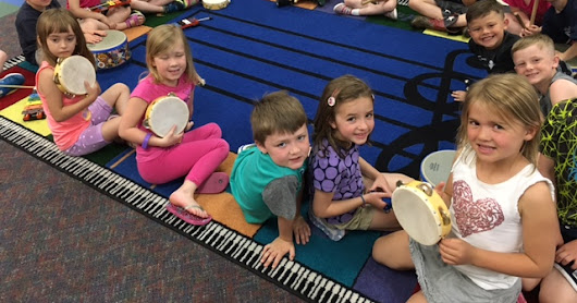 Goldilocks and the 3 Bears in Kindergarten Music
