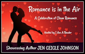 Romance is in the Air featuring Jen Geigle Johnson - 19 February