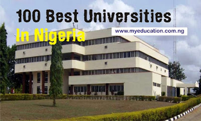 100 Best Universities In Nigeria 2017