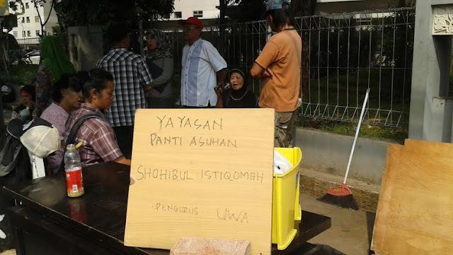 Cerita Pengurus Panti Rawajati: Sudah Di suruh Pindah, Pihak Yayasan Setuju Pindah, Tapi...