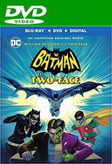 Batman Vs. Dos Caras (2017) DVDRip Latino AC3 5.1