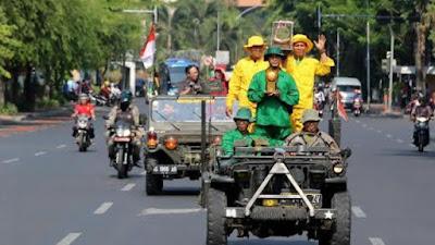 Surabaya Kembali Sabet Adipura