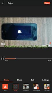 طريقة تحويل الصور الى فيديو للموبابل