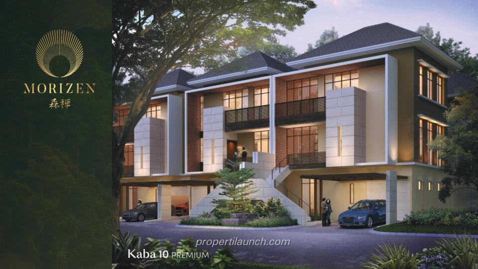Rumah Morizen Bekasi Tipe Kaba