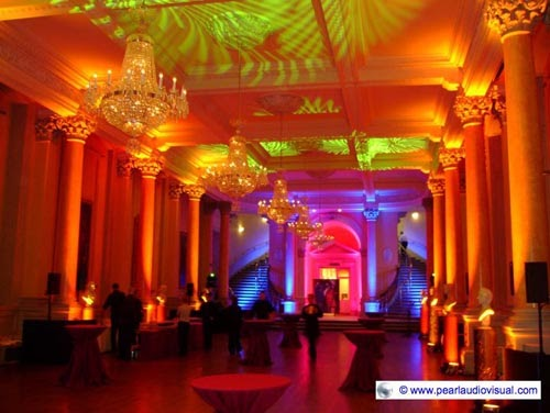 Metro Luxe Events Candice Vallone: Michigan Event Lighting