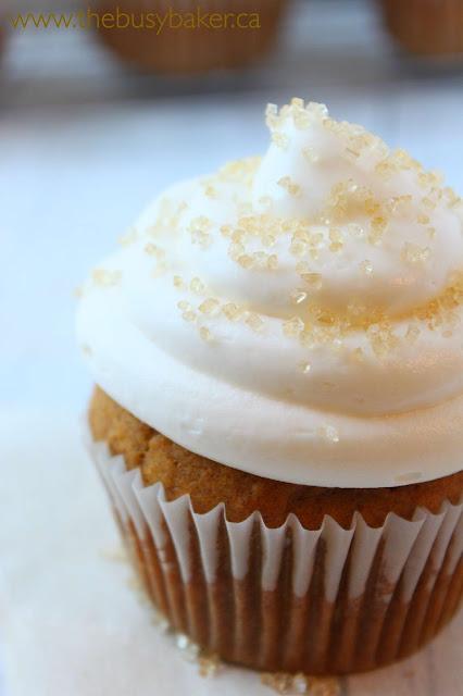 http://www.thebusybaker.ca/2015/09/pumpkin-spice-cupcakes.html