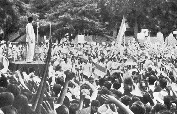 Kondisi Politik Indonesia di Awal Kemerdekaan