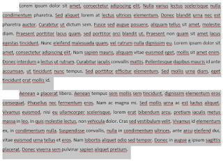 Cara Mengatur Jarak Spasi Antar Baris dan Paragraf di MS Word