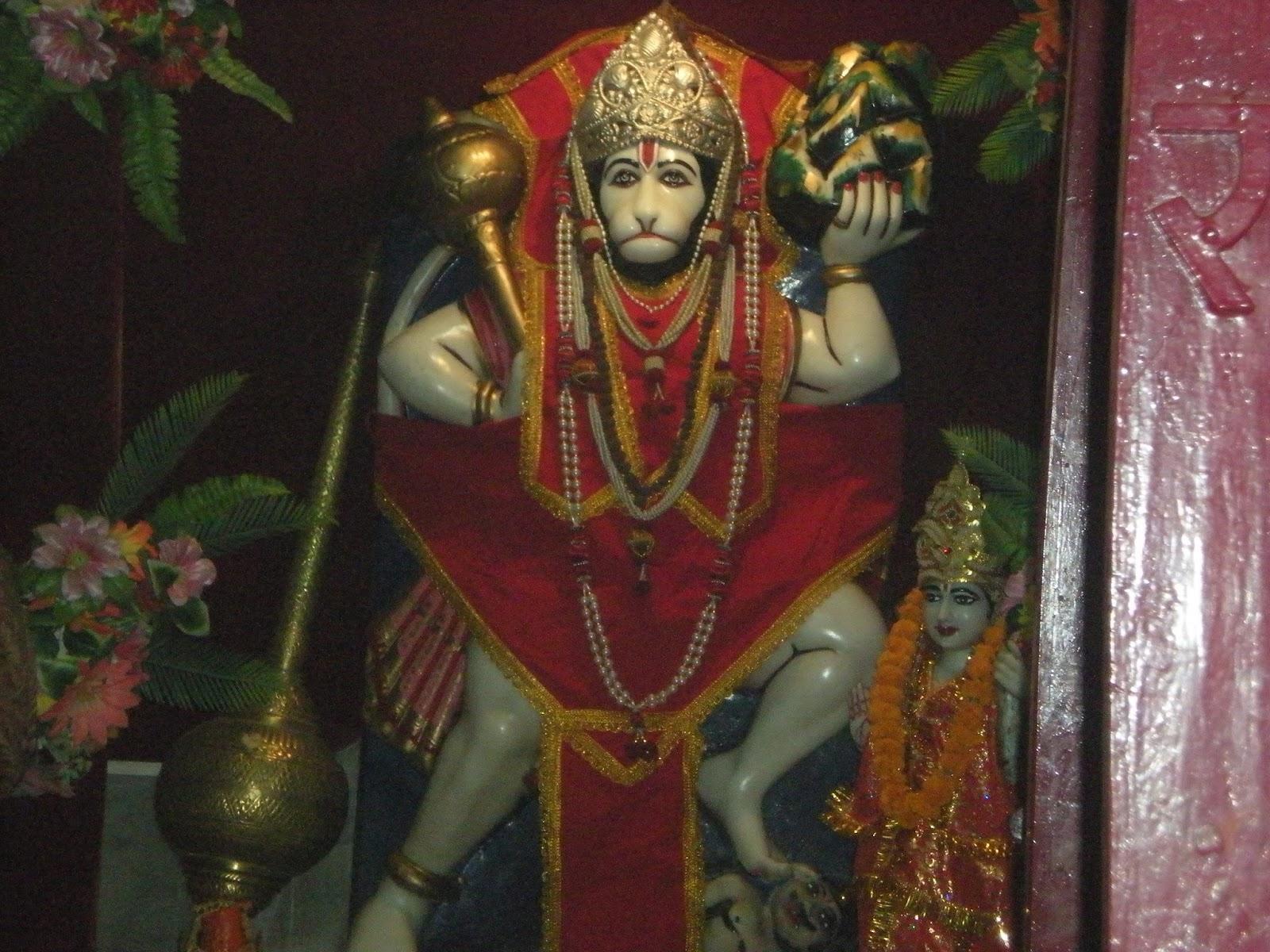 sakatmochak hanuman @ bajrang mandir dongargarh