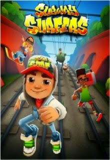 Subway Surfers PC Cover Art, Free Download