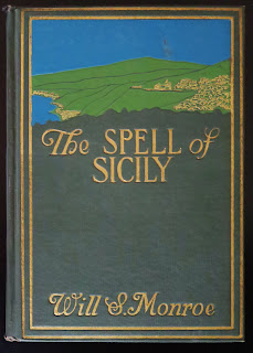 Early Italy Guidebook 'The Spell of Sicily' 1922